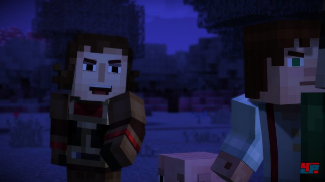 Screenshot - Minecraft: Story Mode - Episode 2: Montage erforderlich (360) 92516468