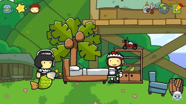 Screenshot - Scribblenauts Unlimited (Wii_U) 2376062