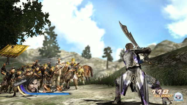 Screenshot - Dynasty Warriors 7: Xtreme Legends (PlayStation3) 2286752