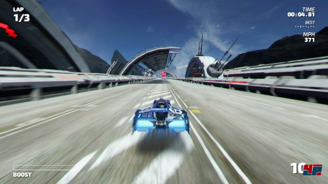 Screenshot - Fast RMX (Switch)
