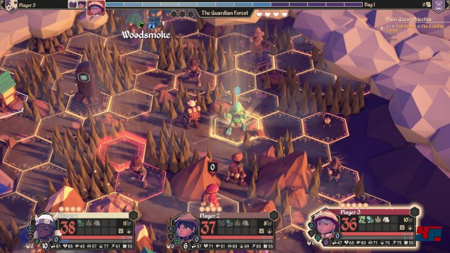 Screenshot - For The King (Linux) 92577361