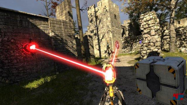 The Talos Principle hatte uns schon auf PC und PS4 begeistert und 2014 Platin erobert.