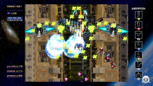 Screenshot - Radiant Silvergun (360) 2225522