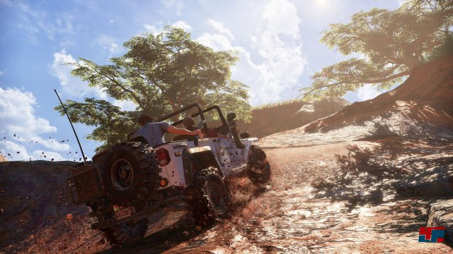 Screenshot - Uncharted 4: A Thief's End (PlayStation4) 92523615