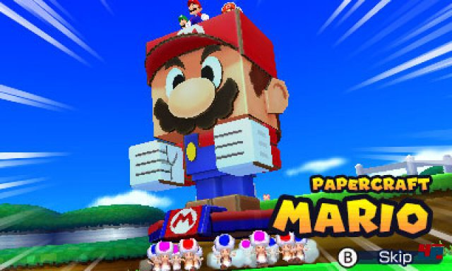 Screenshot - Mario & Luigi: Paper Jam Bros. (3DS)