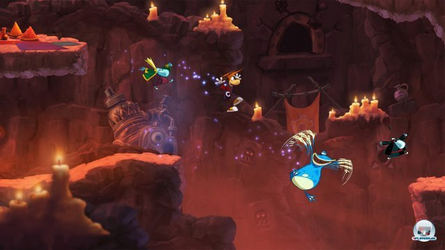 Screenshot - Rayman Origins (360) 2281757