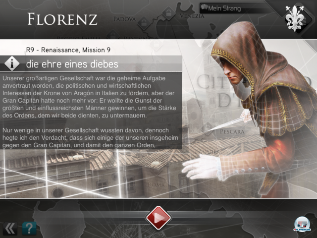 Screenshot - Assassin's Creed Recollection (iPad) 2328482