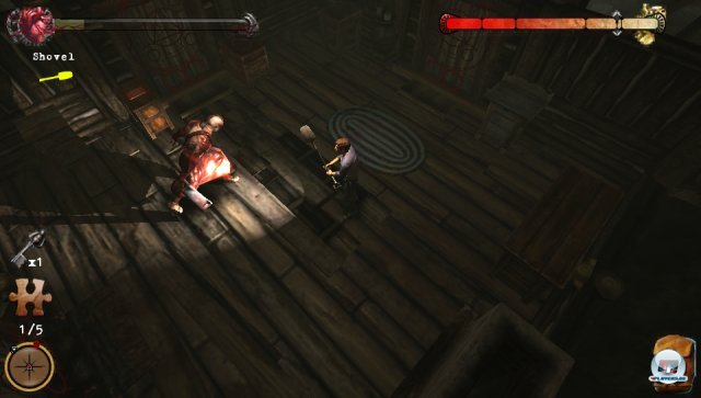 Screenshot - Silent Hill: Book of Memories (PS_Vita) 2397217