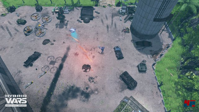 Screenshot - Hybrid Wars (PC) 92534686
