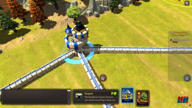 Screenshot - Siegecraft Commander (PC)