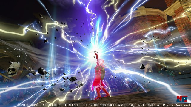 Screenshot - Dragon Quest Heroes: Der Weltenbaum und der Tyrann aus der Tiefe (PlayStation4)