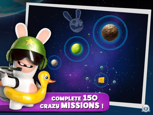 Screenshot - Rabbids Big Bang (Android)