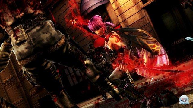 Screenshot - Ninja Gaiden 3 - Razor's Edge (Wii_U) 92416802