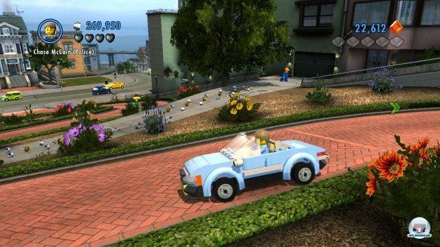 Screenshot - Lego City: Undercover (Wii_U) 92432607
