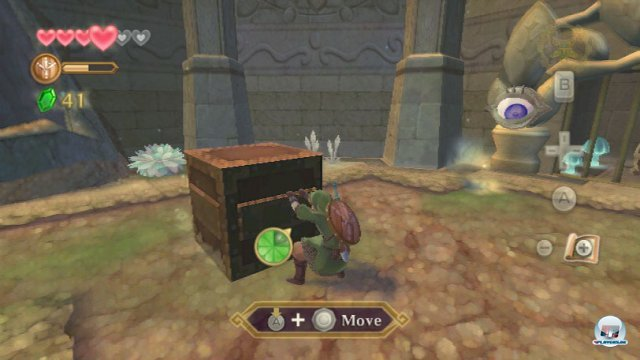 Screenshot - The Legend of Zelda: Skyward Sword (Wii) 2273722