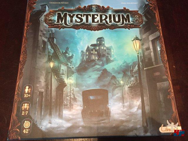 Screenshot - Mysterium (Spielkultur)