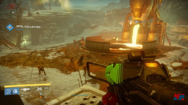 Screenshot - Destiny: Das Erwachen der Eisernen Lords (PS4)