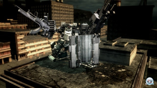 Screenshot - Armored Core V (PlayStation3) 2221937