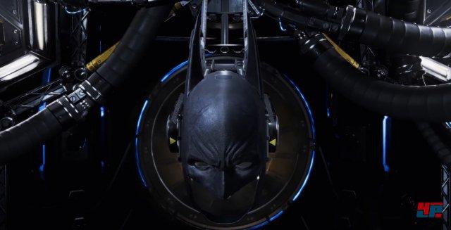 Batman: Arkham VR wird weniger die Action und Akrobatik, dafür die Detektivarbeit mit den bekannten Analyse-Werkzeugen in den Mittelpunkt rücken.