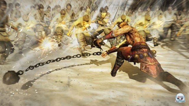 Screenshot - Dynasty Warriors 8 (PlayStation3) 92433932