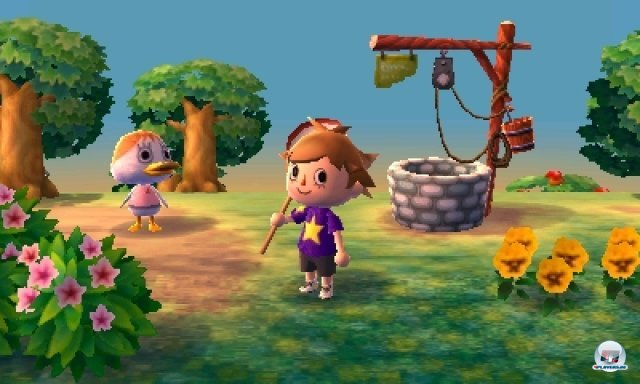 Screenshot - Animal Crossing 3DS (3DS) 2266012
