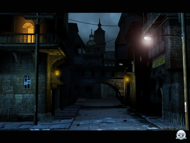 Screenshot - Last Half of Darkness: Society of the Serpent Moon (PC)