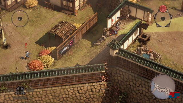 Screenshot - Shadow Tactics: Blades of the Shogun (PS4)