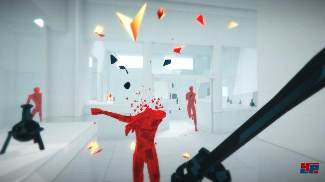 Screenshot - SUPERHOT (PS4)
