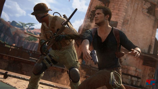 Screenshot - Uncharted 4: A Thief's End (PlayStation4) 92523602
