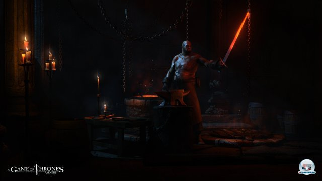 Screenshot - A Game of Thrones: Genesis (PC)