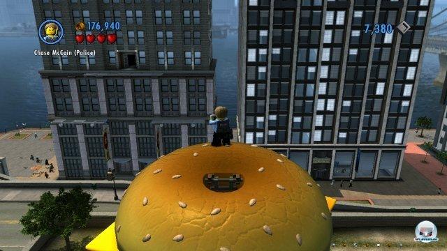 Screenshot - Lego City: Undercover (Wii_U) 92432582