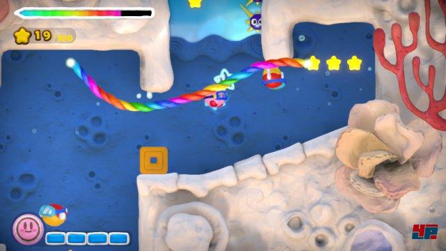 Screenshot - Kirby und der Regenbogen-Pinsel (Wii_U)