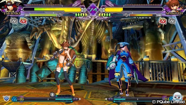 Screenshot - BlazBlue: Continuum Shift - Extend (PS_Vita)