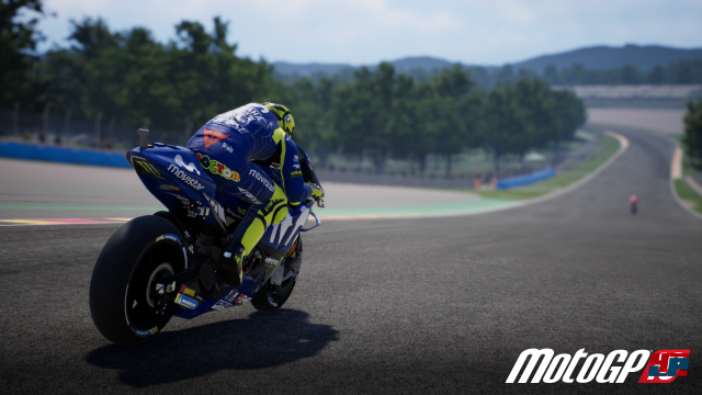 Screenshot - Moto GP 18 (PC)