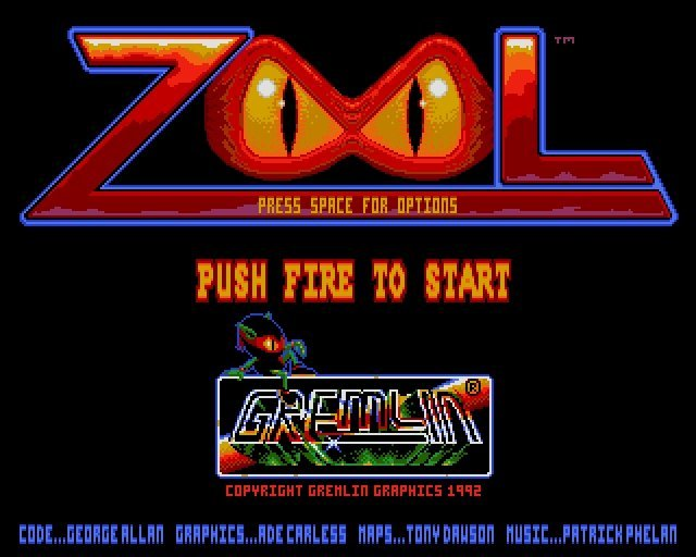 Screenshot - Zool (PC)