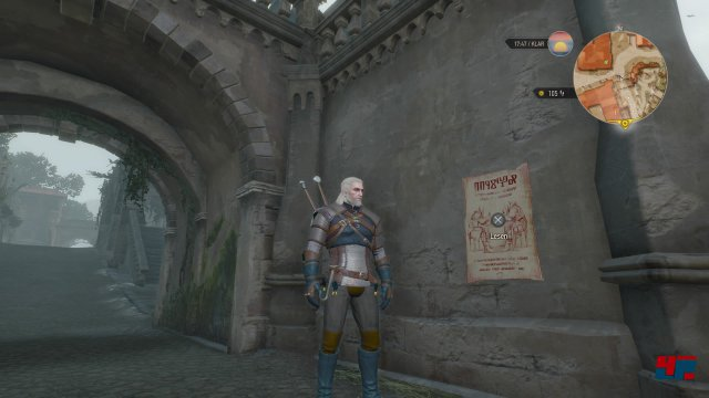 Screenshot - The Witcher 3: Wild Hunt - Blood and Wine (PlayStation4)