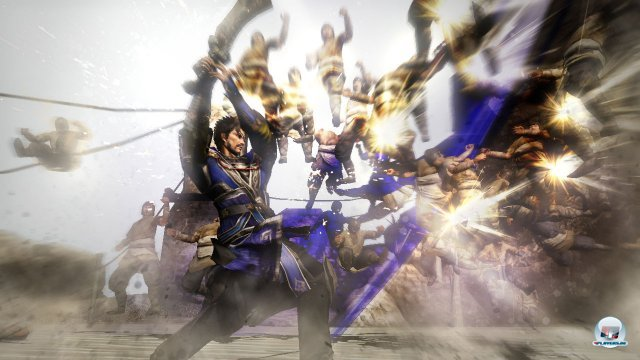 Screenshot - Dynasty Warriors 8 (PlayStation3) 92434007