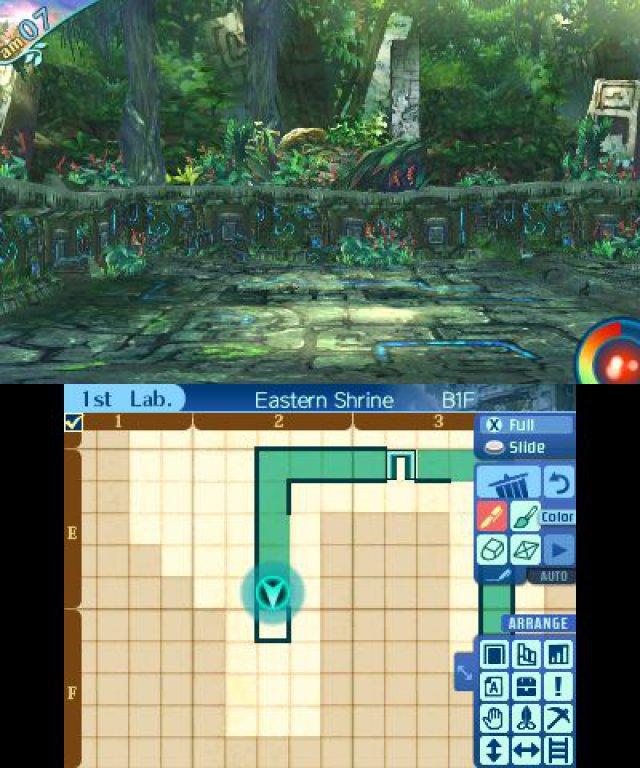Screenshot - Etrian Odyssey Nexus (3DS) 92571472