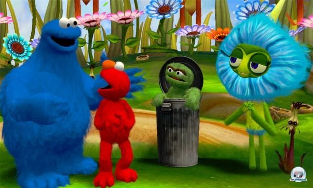 Screenshot - Sesamstraße: Es war einmal ein Monster (360) 2246807