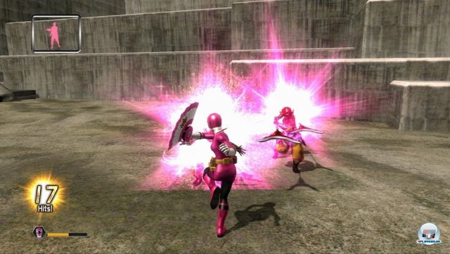 Screenshot - Power Rangers: Super Samurai (360)