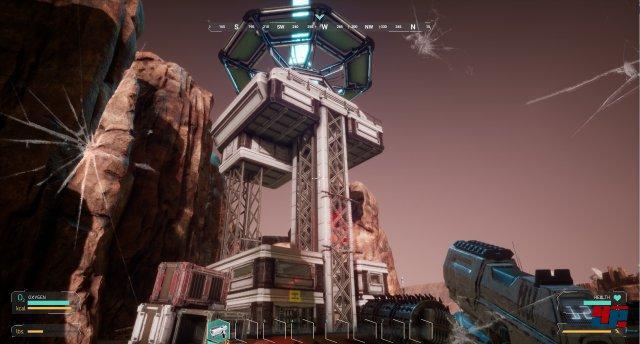Screenshot - Memories of Mars (PC)