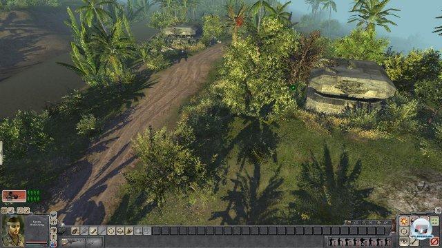 Screenshot - Men of War: Vietnam (PC)