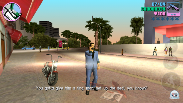 Screenshot - Grand Theft Auto: Vice City (iPhone) 92430592