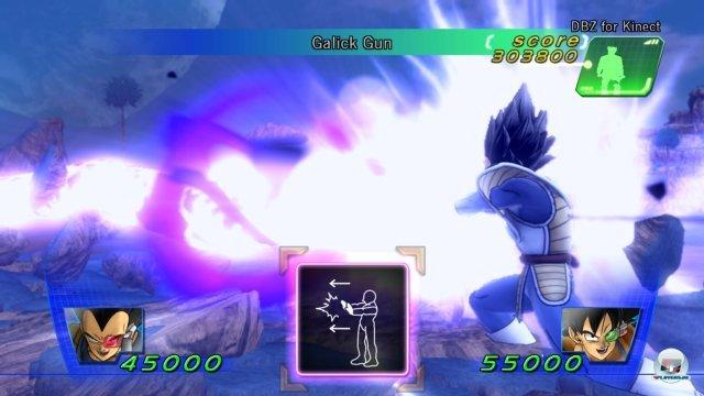 Screenshot - DragonBall Z für Kinect (360) 92404442
