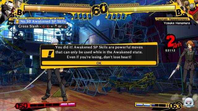 Screenshot - Persona 4: Arena (360) 92460564