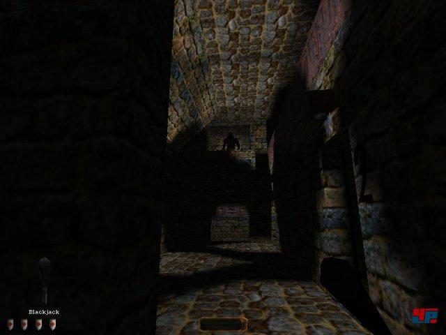 Das Hammeritengefängnis. 1998 eine prägende Erfahrung.