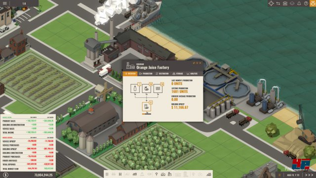 Screenshot - Rise of Industry (PC)