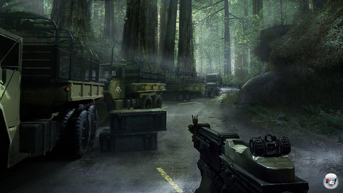 resistance 2 test shooter playstation 3. Black Bedroom Furniture Sets. Home Design Ideas