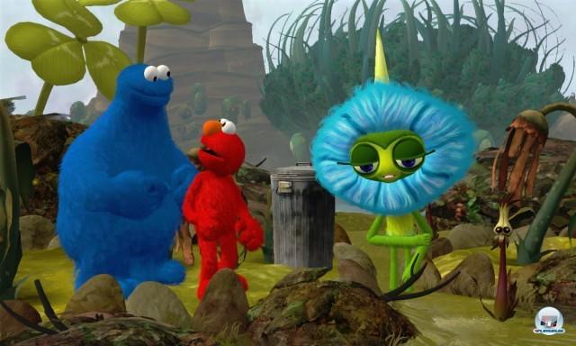 Screenshot - Sesamstraße: Es war einmal ein Monster (360) 2246812