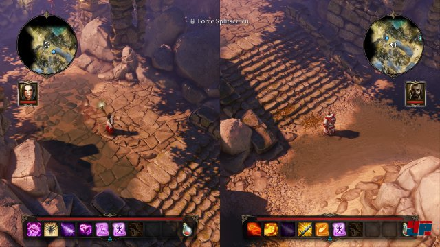 Screenshot - Divinity: Original Sin (PlayStation4)
